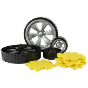 Polydron Wheels Only (8)