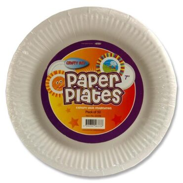 paper plates 72