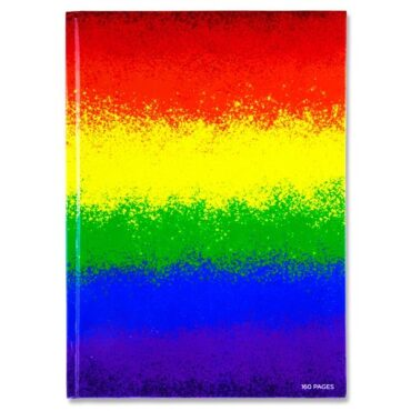 Premier A4 160pg Hardcover Notebook